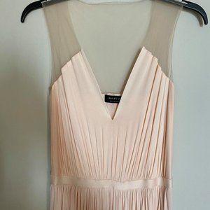 Bailey 44 Grandeur Dress Blush Pink Size Small